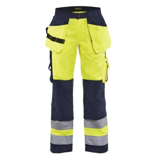 Dames Werkbroek High vis Blaklader 1543