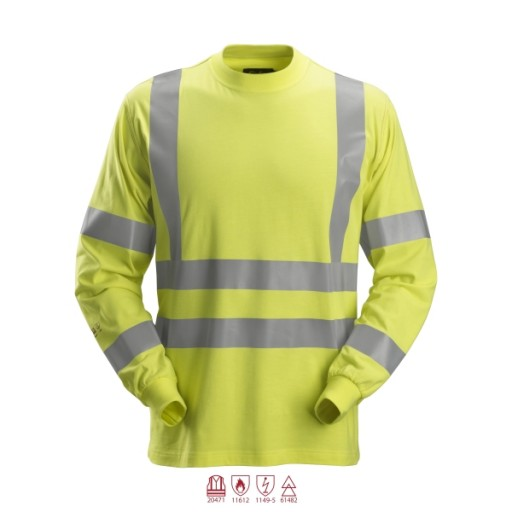 Mutinorm T-Shirt Snickers Workwear 2461