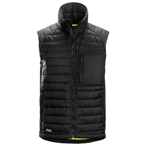 Bodywarmer Snickers 4512 Allround Work zwart