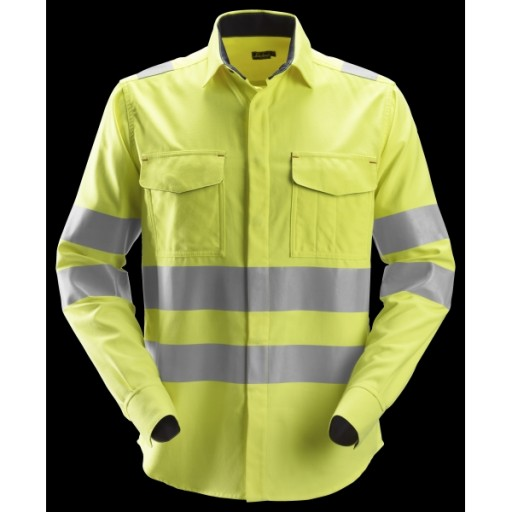 Multinorm Shirt Snickers Workwear 8562