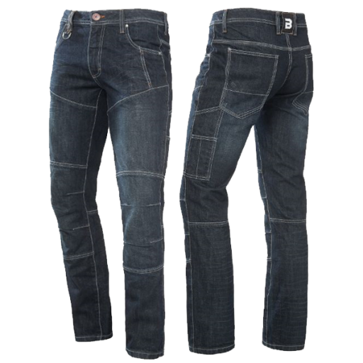 Werkbroek jeans Brams Paris Mark 1.3530-A82