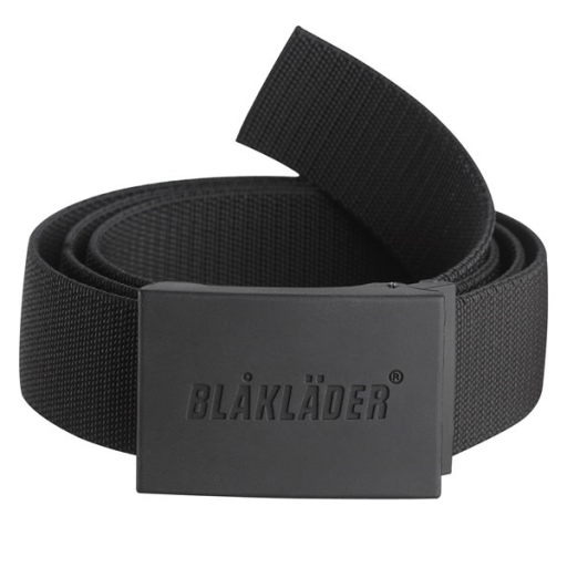 Riem Blaklader 4038 stretch met metalen gesp 125x40 mm