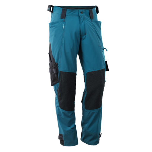 Werkbroek Mascot Advanced Dyneema petrol