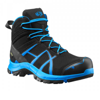 Werkschoenen Haix black eagle Mid Black blue 40 S3 ESD