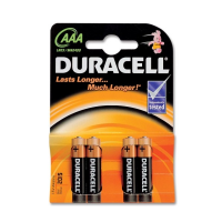 Batterijen Duracell Plus Power MN 2400 AAA
