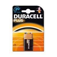 DURA197104 - Duracell batterijen Plus Power MN 1604 9 volt