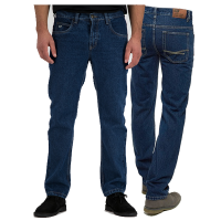 Jeans 247 Teak D310 medium blue Regular fit