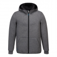 Fleecejack hooded Portwest KX3-T831 Grijs