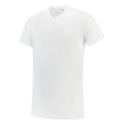 T-shirt Tricorp 101007 TV190 V-Hals wit