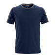 T-shirt Snickers 2518 Allround Work 160gr/m2 navy-grijs
