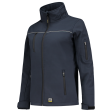 Softshell jas Tricorp 402009 Dames navy blauw