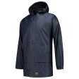 Regenjas Tricorp 402013 Polyester Pu coated navy blauw