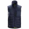 Bodywarmer Snickers 4512 Allround Work navy-zwart