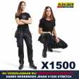 Dames werkbroek Jeans Blaklader X1900 stretch