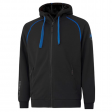 Hooded sweatjack Helly Hansen Chelsea H79147 zwart