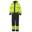 Doorwerk overall Helly Hansen Alta insulated  - Geel - Navy