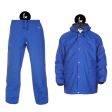 Regenkleding set Hydrowear simply no sweat korenblauw ( Basic pakket)
