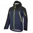 Shell jack Snickers 1300 Stretch wind-waterdicht navy/zwart