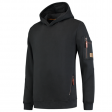 Hooded sweater Tricorp Premium 304001 zwart