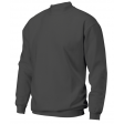 Sweater Tricorp Rom88 S280 ronde hals - antraciet