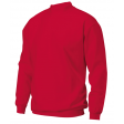 Sweater Tricorp Rom88 S280 ronde hals - rood