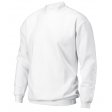 Sweater Tricorp Rom88 S280 ronde hals - wit