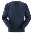 Sweater Snickers 2812 met multipockets - navy blauw