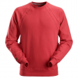 Sweater Snickers 2812 met multipockets - rood