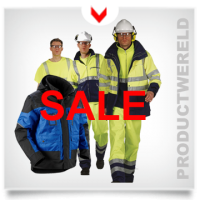 Werkkleding Sale