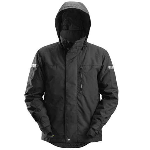 Jack Snickers 1102 AllroundWork, 37.5® isolerend cap zwart