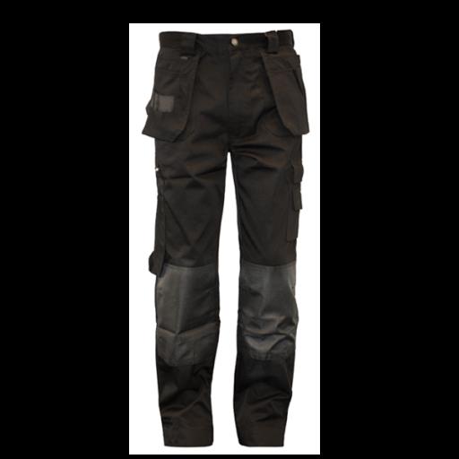 Werkbroek M-Wear Worker Eduard 7260 | Zwart