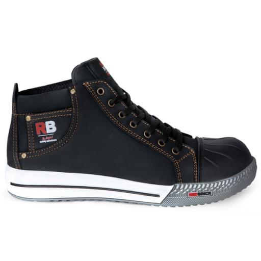 Werkschoenen Redbrick Sunstone S3 zwart
