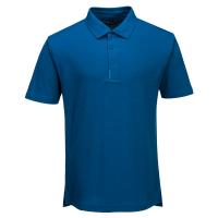 Poloshirt Portwest WX3 T720 korenblauw