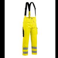 Regenbroek Blaklader 1302 zware kwaliteit EN471 | Fluor geel