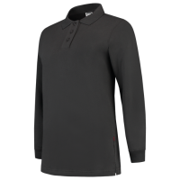 Polosweater Tricorp 301007 dames Donker grijs