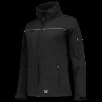 Softshell jas Tricorp 402009 Dames  zwart