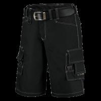 Korte werkbroek Tricorp 502006  zwart