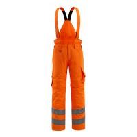 Winterbroek Mascot Ashford gevoerd EN471 kl.2 fluor oranje