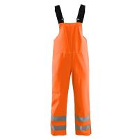 Regenbretelbroek Blaklader 1386 fluor oranje