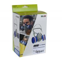 Halfgelaatsmasker + filters A1B1E1K1P3R Spasciani 2050 (kit)