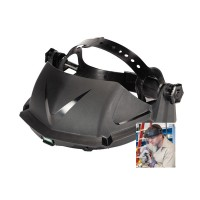 Gelaatsscherm hoofdband  MSA V-Gard, zonder vizier ( (adapter 10127061)