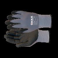 Handschoenen Oxxa 51-295 Nitril foam met nopjes, 12 paar