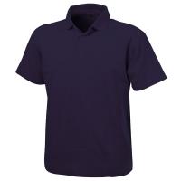 Poloshirt Dassy Leon 100% katoen - navy blauw
