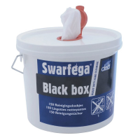 Swarfega Black Box reinigingsdoekjes