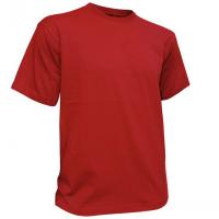 Tshirt Dassy Oscar 100% katoen 180gr - rood