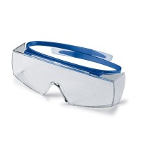 Overzetbril Uvex super OTG 9169-065 Heldere PC lens, UV 2-1,2