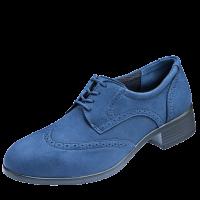 Werkschoenen Atlas CX42 S1 ESD Dames korenblauw