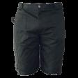 Kortebroek M-wear 9651 - zwart