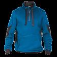 Sweater Dassy Stellar D-Fx serie blauw met grijs