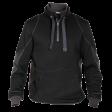 Sweater Dassy Stellar D-Fx serie zwart met grijs
